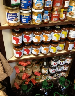 Bim's kitchen jars