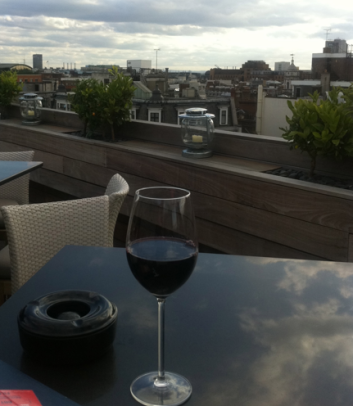 Food from London : Above Regent St