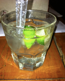 Food from London : Our drink Venn ST