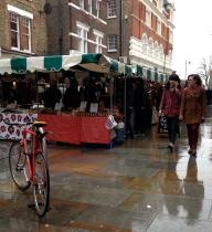 Venn Street Market, Clapham