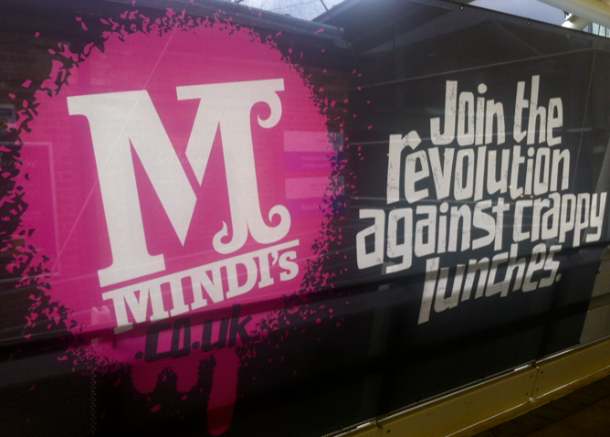 Mindi's poster
