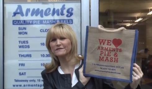 Arments Pie & Mash